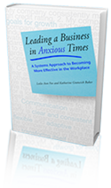 Leading a Business in Anxious Times Book